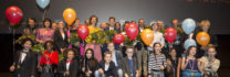 NLD/Utrecht/20161126 - Premiere van de film Mees Kees langs de Lijn op 26 november in Cinemec, Utrecht.
