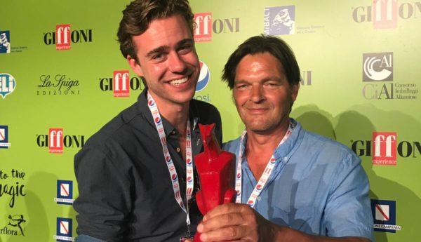MeesterSpion wint Gryphon Award op Giffoni Film Festival!